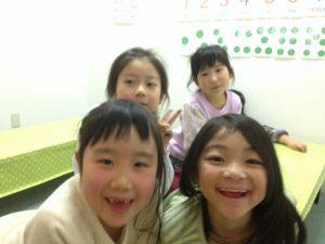 3月のキンダーレッスン。@Fun Fun Kids After School